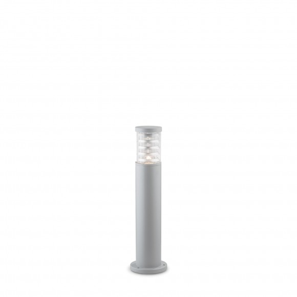 Ideal Lux 026954 vonkajšia lampa tronco Small 1x60W | E27 | IP44 - šedá