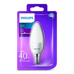 Philips 101380701 LED žiarovka 1x5,5W | E14 | 2700K