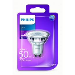 Philips LED 4,6W / 50W GU10 WH 36D ND bodová