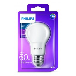 Philips 101380/60/11 LED žiarovka 1x8W | E27 | 2700K