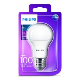 Philips LED 13W / 100W E27 CW A60 FR ND