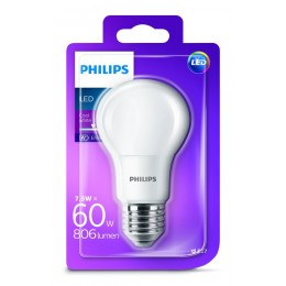 Philips 101380/60/22 LED žiarovka 1x7,5W | E27 | 4000K