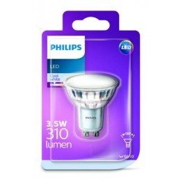 Philips LED 3,5W 310L GU10 CW 120D ND bodová
