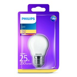 Philips 8718696706312 LED žiarovka 1x2,2W | E27 | 2700K