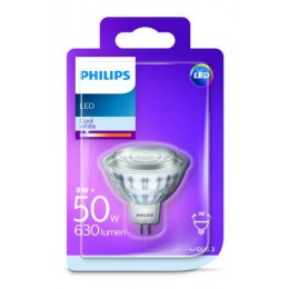 Philips LED 8W / 50W GU5,3 CW 12V 36D ND bodová