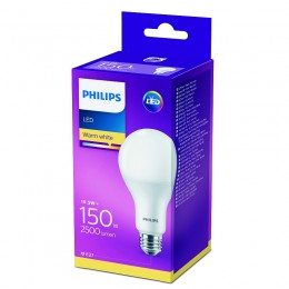 Philips 8718696813799 LED žiarovka 1x19,5W | E27 | 2700K