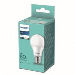 Philips 8718699630621 LED žiarovka 1x11W-80W | E27 | 1150lm | 3000K
