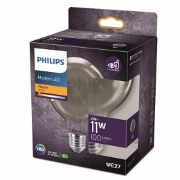 Philips 8718699759698 LED žiarovka 1x2W | E27 | 100lm | 1800km