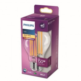 Philips 8718699762377 LED žiarovka 1x17W | E27 | 2452lm | 2700K