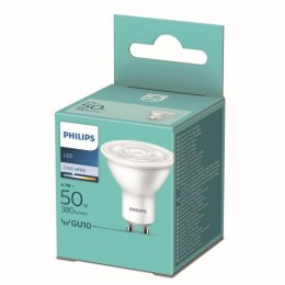 Philips 8719514257528 LED žiarovka 1x4,7W-50W | GU10 | 430lm | 4000K