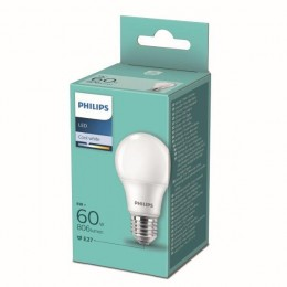 Philips 8719514257580 LED žiarovka 1x8W-60W | E27 | 806lm | 4000K