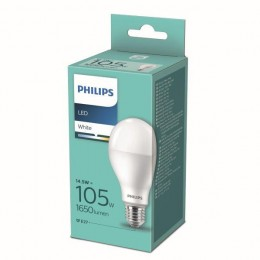 Philips 8719514263222 LED žiarovka 1x14,5W-105W | E27 | 1650lm | 3000K