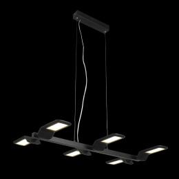 Luxera 18076 Sector luster LED 6x6W