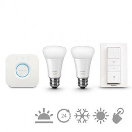 Philips Hue white ambiance 9.5W A60 E27 set EÚ