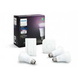 Inteligentné žiarovky Philips HUE 10W E27 - 8718696728796 White and color ambiance
