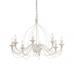 Ideal Lux 005898 luster Court 8x40W | E14