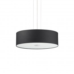 Ideal Lux 122243 luster Woody Nero 4x60W | E27