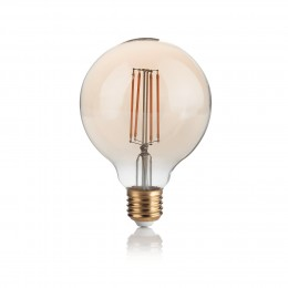 Ideal Lux 151717 LED žiarovka Globo 4W | E27 | 2200K