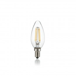 Ideal Lux 153933 LED žiarovka 4W | E14 | 4000K