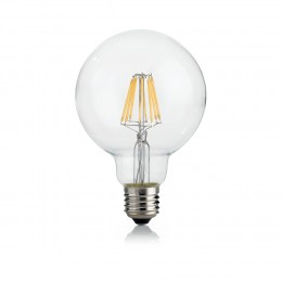Ideal Lux 153971 LED žiarovka Globo 8W | E27 | 4000K