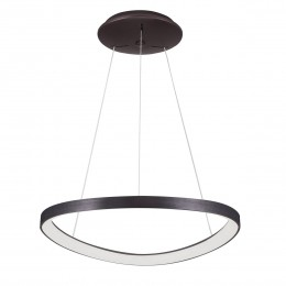Italux 5355-848ROP-BC-3 LED závesný luster Morfa 1x48W | 2640lm | 3000K