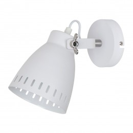 Italux MB-HN5050-1-WH + S nástenná lampa Franklin 1x60W | E27