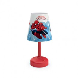 LED prenosná stolná lampa Philips Disney Cars 71796/40 / P0