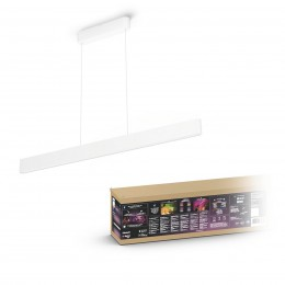Philips Hue 40903/31 / P9 LED luster Ensis 2x39W | 2000-6500K