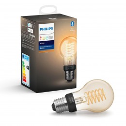 *Philips Hue 8718699688820 LED žiarovka Filament 1x7W | E27 | 2100K - Bluetooth, White