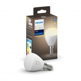 Philips Hue 8719514266889 1x LED žiarovka 1x5,5W | E14 | 470lm | 2700K - Bluetooth, White
