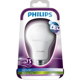 Philips 101380623 LED žiarovka 1x10,5W | E27 | 6500K